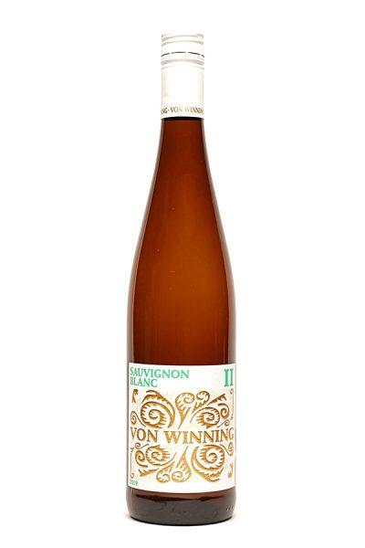 """Bild von Sauvignon blanc QW trocken """"II"""", 2019 aus Deutschland im Weinkeller Berlin"""