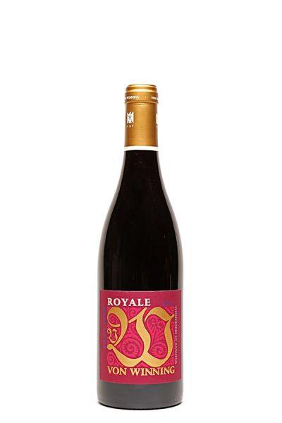 """Bild von """"Pinot Royale"""" QW trocken, 2018 aus Deutschland im Weinkeller Berlin"""