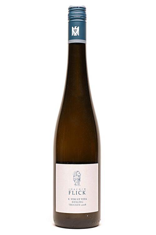 """Bild von Riesling QW trocken """"F. vini et vita"""", 2020 aus Deutschland im Weinkeller Berlin"""