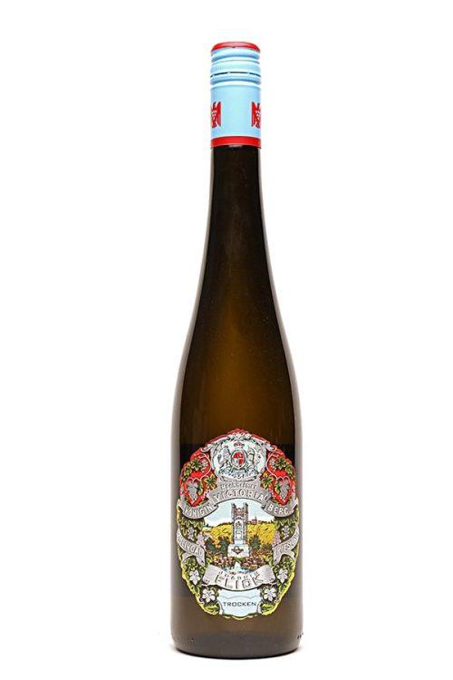 Bild von Riesling QW trocken Hochhheimer Königin Victoriaberg, 2020 aus Deutschland im Weinkeller Berlin