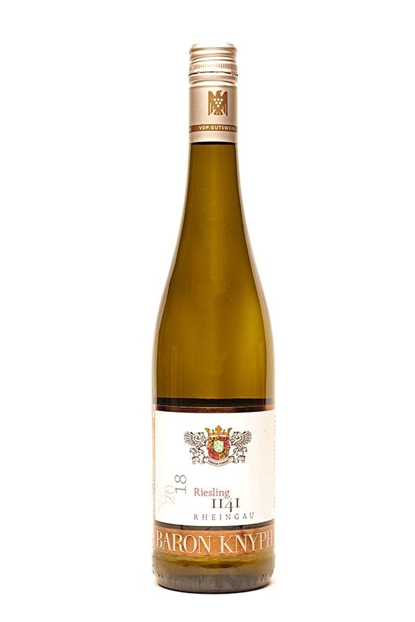 """Bild von Riesling QW trocken """"1141"""", 2019 aus Deutschland im Weinkeller Berlin"""