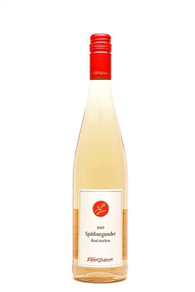 Bild von Spätburgunder rosé QW trocken, 2019 aus Deutschland im Weinkeller Berlin