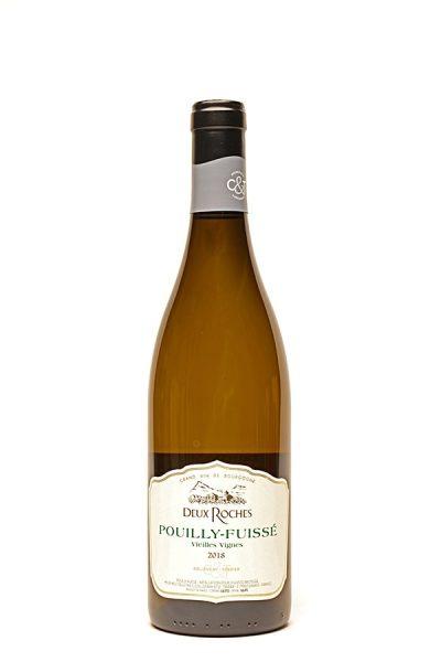 Bild von Pouilly-Fuissé Vieilles Vignes Appellation Pouilly-Fuissé Protégée, 2019 aus Frankreich im Weinkeller Berlin