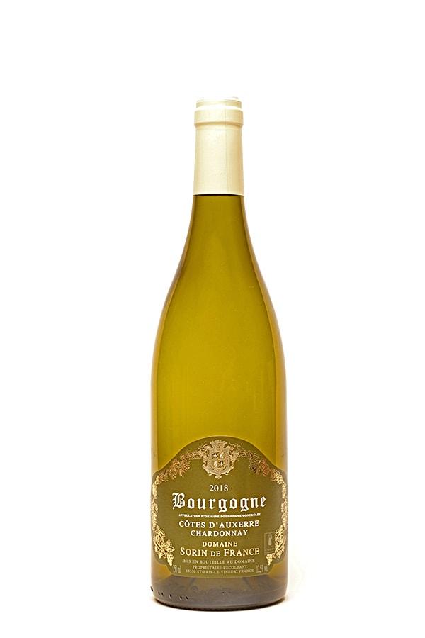 Bild von Chardonnay Bourgogne AC, 2018 aus Frankreich im Weinkeller Berlin