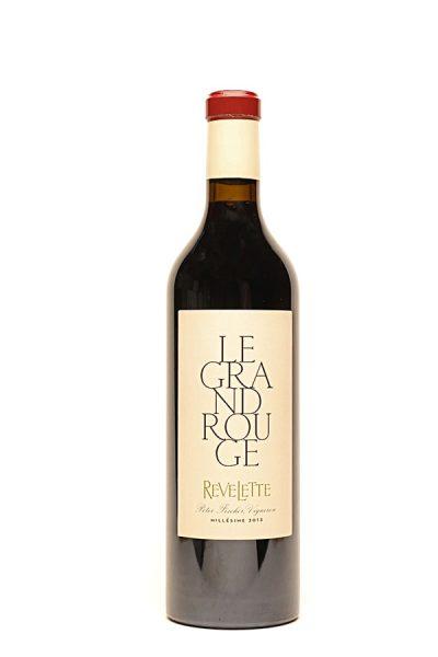 Bild von Le Grand Rouge de Revelette VdP des Bouches du Rhône, 2018 aus Frankreich im Weinkeller Berlin
