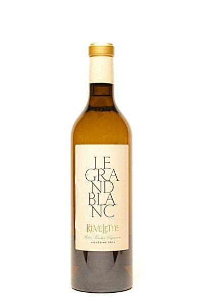 Bild von Le Grand Blanc de Revelette VdP des Bouches du Rhône, 2016 aus Frankreich im Weinkeller Berlin