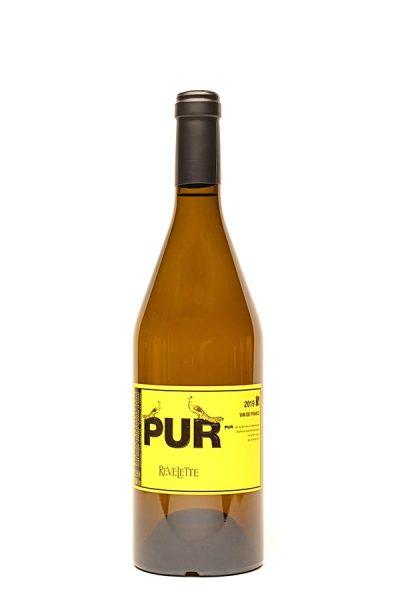 """Bild von """"Pur"""" blanc Vin de France, 2019 aus Frankreich im Weinkeller Berlin"""