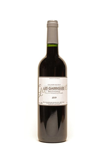 """Bild von """"Les Garriques"""" Pays d`Herault IGP, 2020 aus Frankreich im Weinkeller Berlin"""
