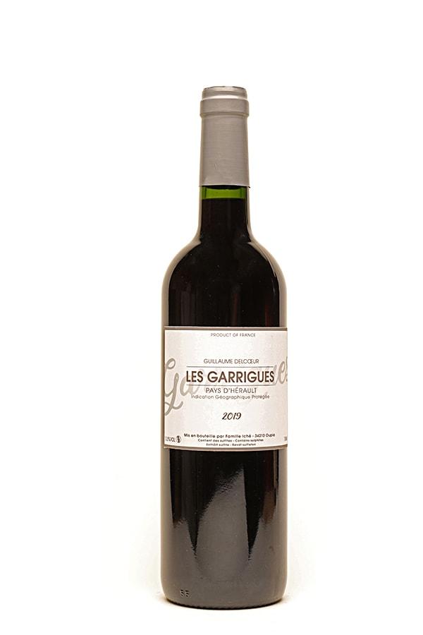 """Bild von """"Les Garriques"""" Pays d`Herault IGP, 2019 aus Frankreich im Weinkeller Berlin"""