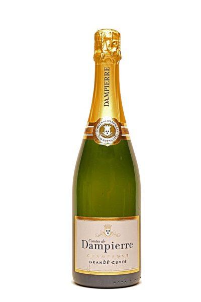 Bild von Grand Cuvée Champagne brut,  aus Frankreich im Weinkeller Berlin