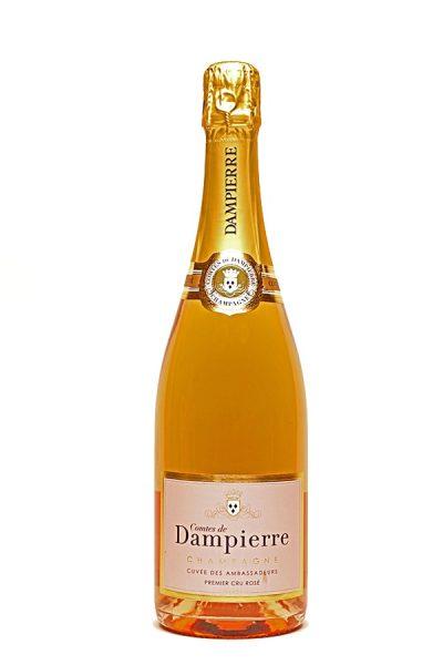 """Bild von Champagne 1er Cru brut Rosé """"Cuvée des Ambassadeurs"""",  aus Frankreich im Weinkeller Berlin"""