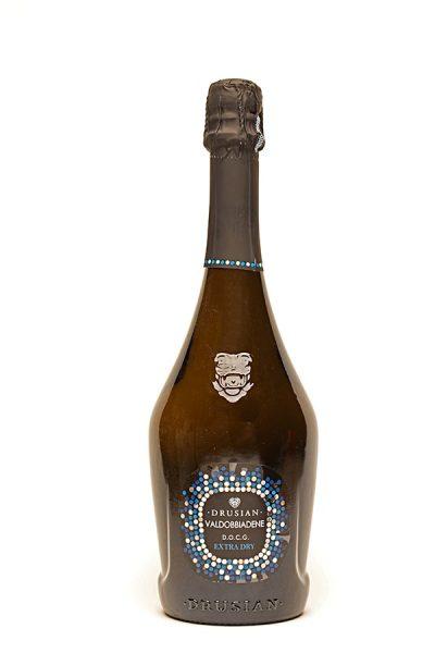 Bild von Valdobbiadene Prosecco Superiore DOCG Spumante extra dry,  aus Italien im Weinkeller Berlin