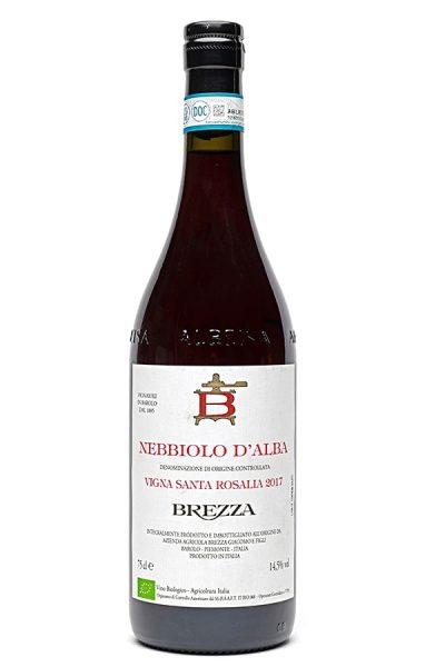 """Bild von Nebbiolo d'Alba DOC """"Vigna Santa Rosalia"""", 2019 aus Italien im Weinkeller Berlin"""