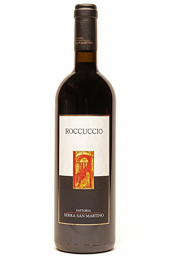 """Bild von """"Roccuccio"""" rosso Marche IGT, 2014 aus Italien im Weinkeller Berlin"""