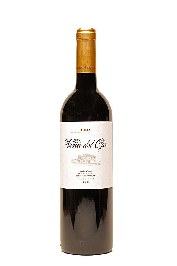 Bild von Viña del Oja Reserva Rioja DOCa, 2015 aus Spanien im Weinkeller Berlin