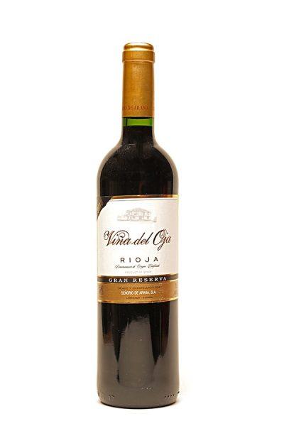 Bild von Viña del Oja Gran Reserva Rioja DOCa, 2012 aus Spanien im Weinkeller Berlin