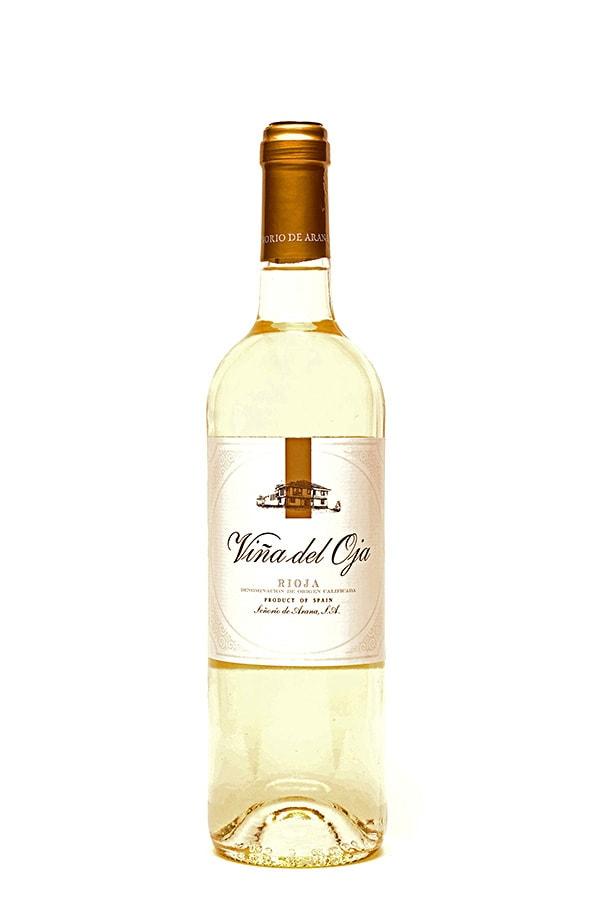 Bild von Viña del Oja blanco Rioja DOCa, 2019 aus Spanien im Weinkeller Berlin