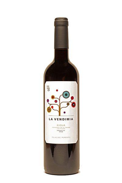 Bild von La Vendimia Rioja DOCa, 2019 aus Spanien im Weinkeller Berlin