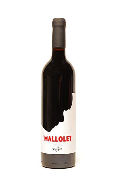 Bild von Mallolet Negre DO Emporda, 2017 aus Spanien im Weinkeller Berlin