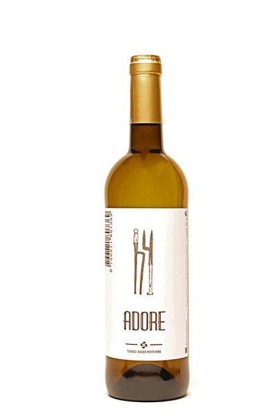 """Bild von """"Adore"""" Txakolina Bizkaiko D.O., 2020 aus Spanien im Weinkeller Berlin"""