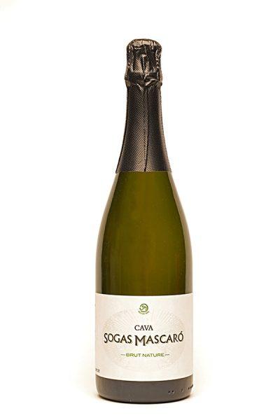 Bild von Sogas Mascaró brut nature Cava DO,  aus Spanien im Weinkeller Berlin
