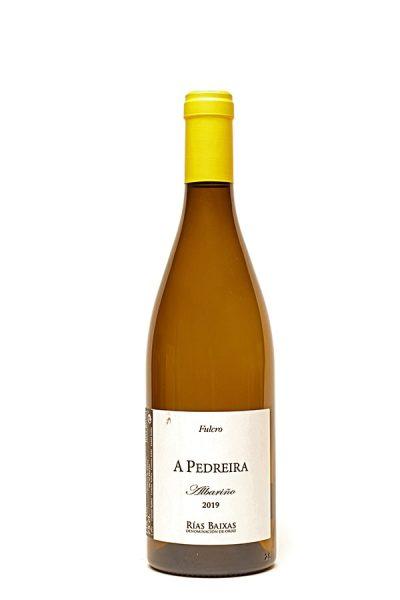 Bild von Albarino, Finca A Pedreira DO Rias Baixas, 2020 aus Spanien im Weinkeller Berlin