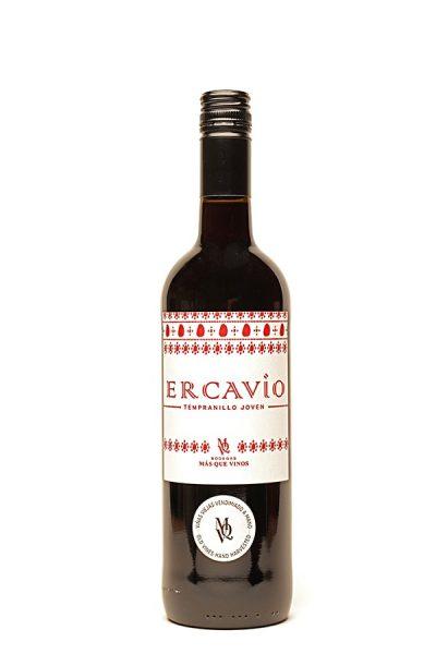 Bild von Ercavio Tempranillo Joven VdlT de Castilla, 2019 aus Spanien im Weinkeller Berlin