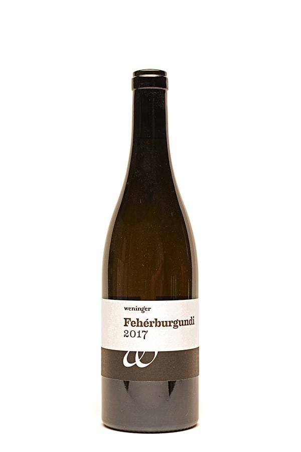 Bild von Fehérburgundi QW Sopron, 2017 aus Österreich im Weinkeller Berlin