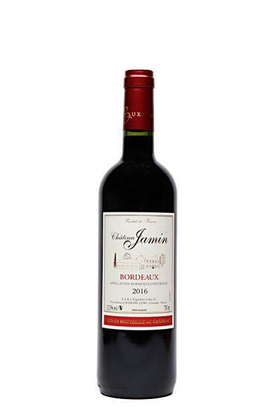 Bild von Château Jamin Bordeaux AC, 2018 aus Frankreich im Weinkeller Berlin