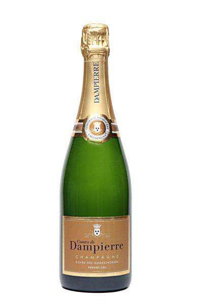 """Bild von Champagne 1er Cru brut """"Cuvée des Ambassadeurs"""",  aus Frankreich im Weinkeller Berlin"""
