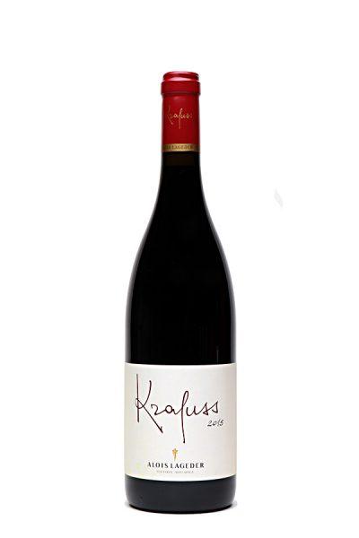 """Bild von Pinot Noir """"Krafuss"""" Alto Adige DOC, 2018 aus Italien im Weinkeller Berlin"""