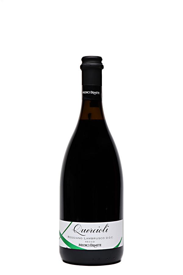 """Bild von Lambrusco """"Quercioli"""" Reggiano Secco DOC,  aus Italien im Weinkeller Berlin"""