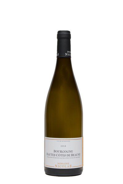 Bild von Hautes Côtes de Beaune blanc AC, 2018 aus Frankreich im Weinkeller Berlin