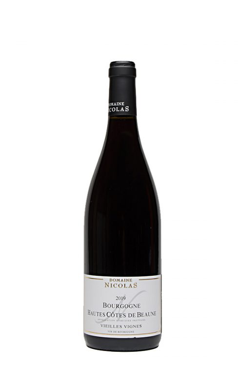 """Bild von Hautes Côtes de Beaune AC """"Vieilles Vignes"""", 2019 aus Frankreich im Weinkeller Berlin"""