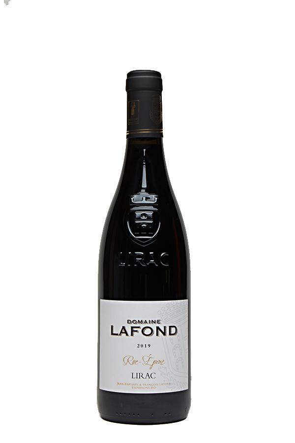 """Bild von Lirac """"Roc-Épine"""" AC rouge, 2019 aus Frankreich im Weinkeller Berlin"""