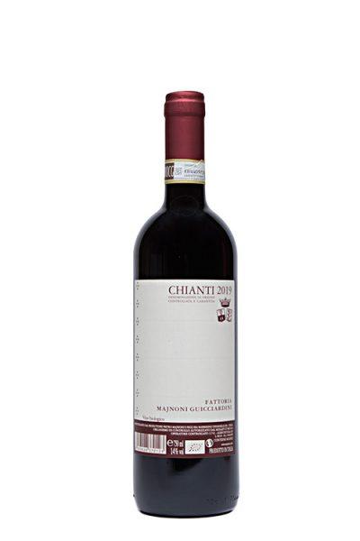 Bild von Chianti DOCG etichetta bianca, 2019 aus Italien im Weinkeller Berlin