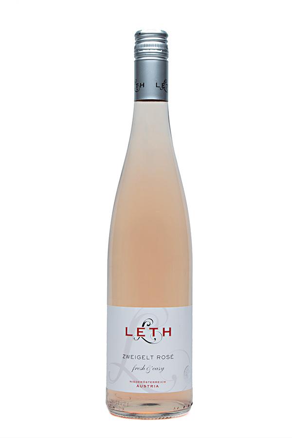 """Bild von Rosé QW Zweigelt """"fresh & easy"""", 2020 aus Österreich im Weinkeller Berlin"""