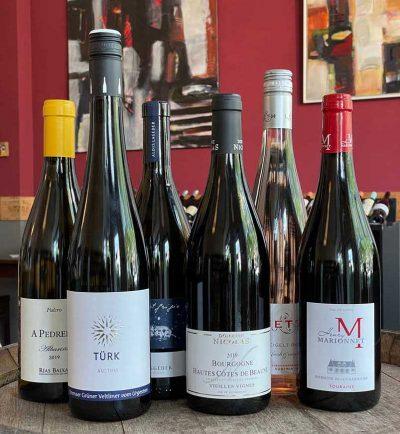 Bild des Sommerwein Paket des Weinkellers
