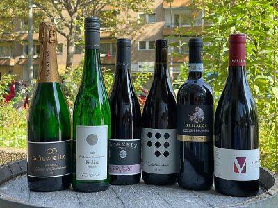 Bild des Herbstpaketes des Weinkellers